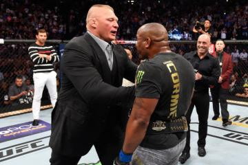 Daniel Cormier Becomes a Two Divison UFC Champion, Mega Fight With WWE's Brock Lesnar Next