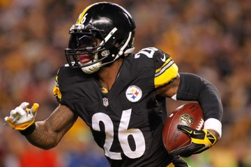 Le'Veon Bell Likely to Leave Pittsburgh After Second Consecutive Franchise Tag