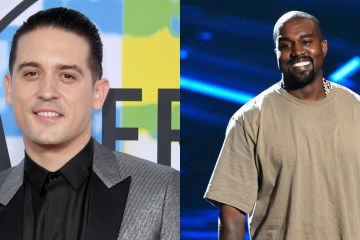 G-Eazy Drags Kanye West for Not Answer Jimmy Kimmel's Trump Question