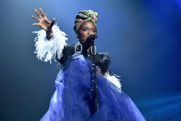 Lauryn Hill Denies Robert Glasper's Claims That She Stole Music for her Debut Album