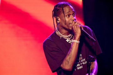 Travis Scott's Entire 'ASTROWORLD' Album is Charting on Billboard Hot 100