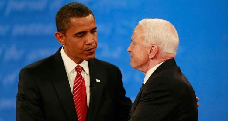 Video Resurfaces of John McCain Defending Barack Obama Against Bigotry