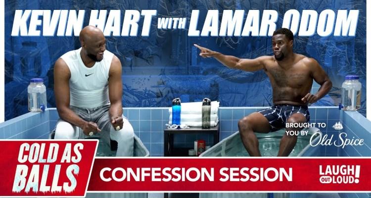 Lamar Odom Talks Overcoming Addiction with Kevin Hart