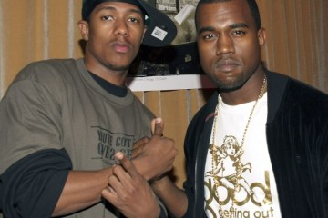 Kanye West and Nick Cannon Have Settled Their Differences
