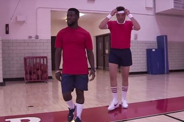 Kevin Hart and Jimmy Fallon Went to High School for a Day