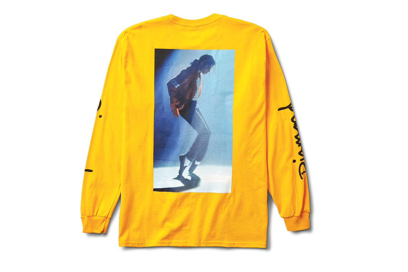 Diamond Supply Co. Honors Michael Jackson With a Special