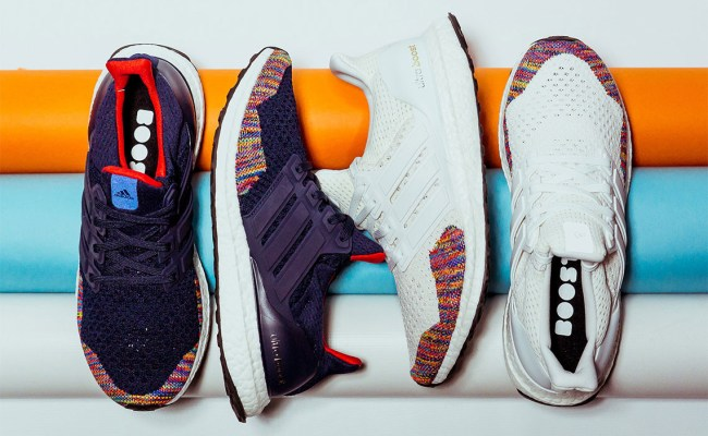 Check Out The Adidas Ultraboost 1 0 Multi Color Pack