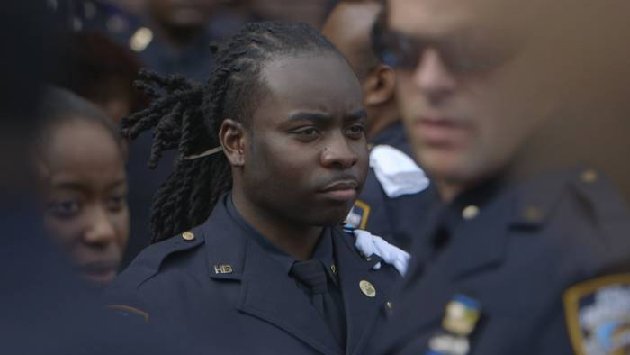 NYPD Sgt. Edwin Raymond Believes He Isn't Getting a Promotion Because He Stands With Colin Kaepernick