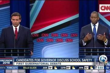 [Watch] Andrew Gillum Flawlessly Demolishes DeSantis During Debate