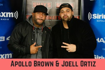 Joell Ortiz and Apollo Brown Talk New Album 'Mona Lisa' With Sway