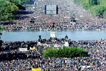 How Some of the Key Speakers from the Million Man March Have Inspired Change Over the Last 23 Years