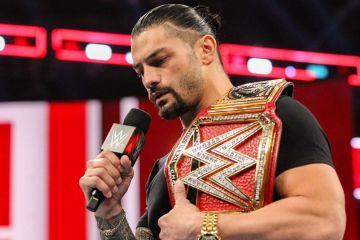 WWE Universal Champion Roman Reigns Diagnosed With Leukemia, Takes an Immediate Leave of Absence