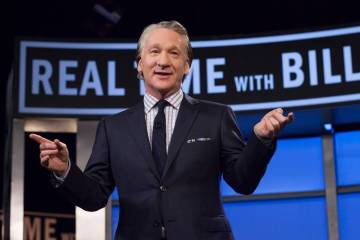Controversial Comedian Bill Maher Takes Jabs at Stan Lee's Legacy