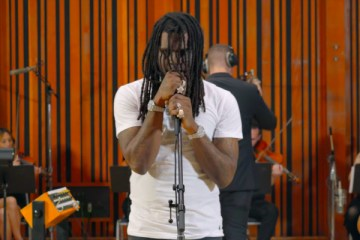 Chief Keep Performs 'Faneto' & More Drill Hits With Live Orchestra