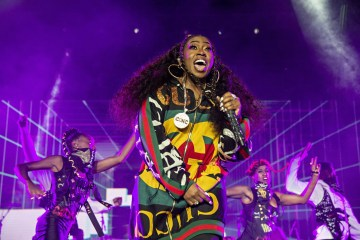 Missy Elliott is the First Female Rapper to be Nominated for Songwriters Hall of Fame