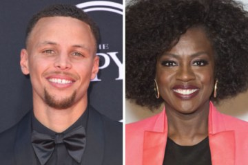 Stephen Curry, Viola Davis to Executive Produce Documentary About Charleston Church Shooting