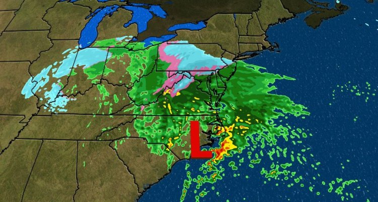 Winter Storm Avery Strikes South Early, But Deadly