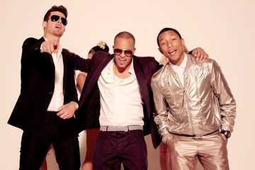 Robin Thicke, Pharrell Williams Ordered to Pay $5 Million to Marvin Gaye's Estate