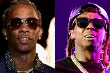 Young Thug Says Lil Wayne is Suing for 'Barter 7'