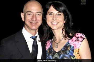 Amazon CEO Jeff Bezos Worth $137 Billion and Wife MacKenzie Announce Divorce