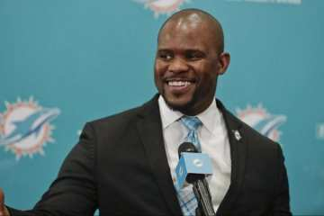 Brownsville Native Brian Flores Becomes the Miami Dolphins New Head Coach