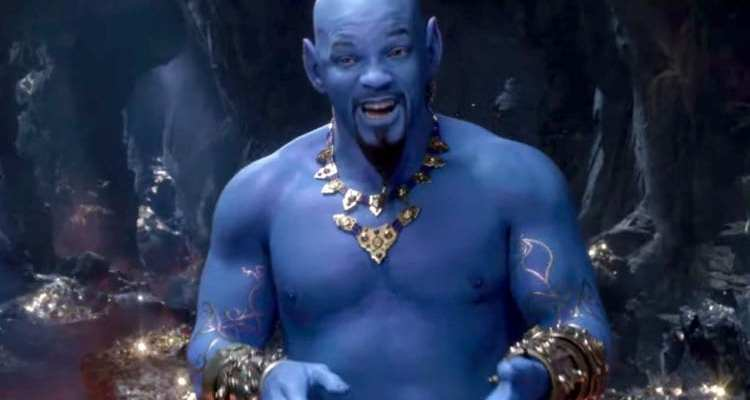 [WATCH] Aladdin's Grammy Trailer Unveils Blue Will Smith