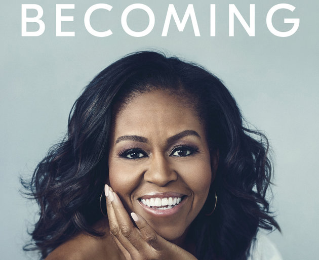 Michelle Obama's 'Becoming' is on Track to Being the Best-Selling Memoir Ever