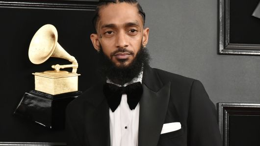 Nipsey Hussle's Philanthropy to be Added to Congressional Record