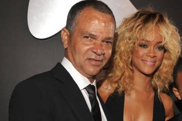 Rihanna's Dad Facing Lawsuit for Exploiting Singer's Name