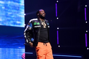 Meek Mill Accepts Social Justice Award at NYU's McSilver Institute