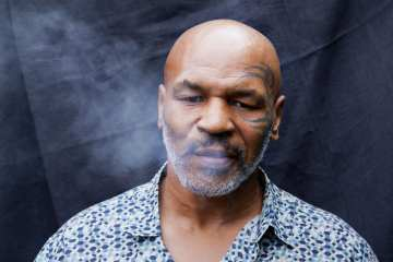 Mike Tyson Reveals he Smokes $40K of Weed Monthly