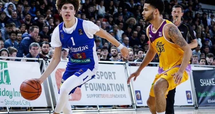 Lamelo Ball Could Be No 1 Pick In 2020 Nba Draft