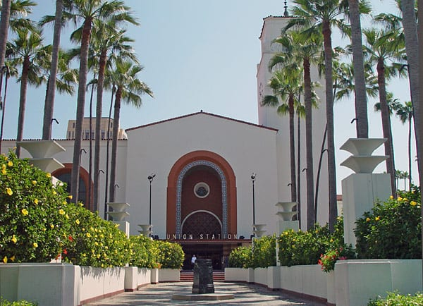What does the future hold for Los Angeles Union Station?