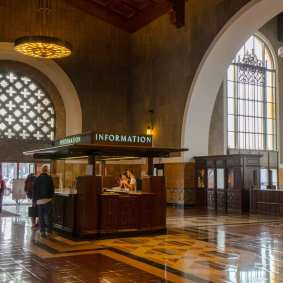 ...Whereas Union Station remains one of the nation's great train stations!