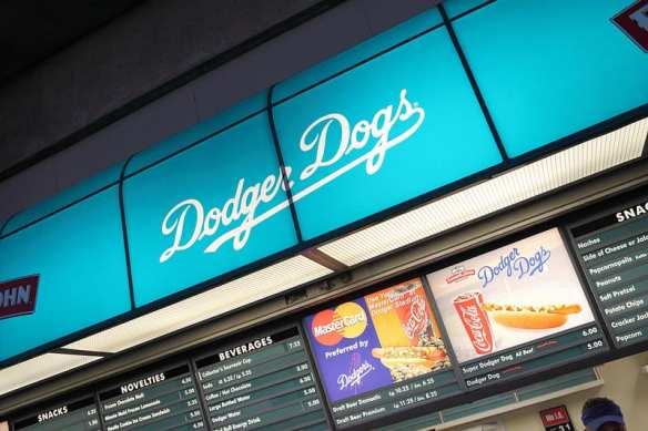 And if you're still hungry after dinner, there are Dodger Dogs. Photo by Sam Howzit via Flickr Creative Commons
