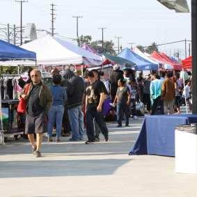 Blue Line Farmers Market-market 1