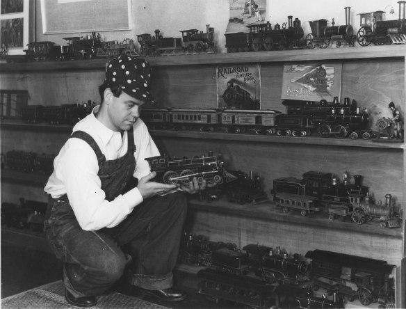 Ward Kimball, circa 1948