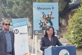 Metro Deputy CEO Lindy Lee.