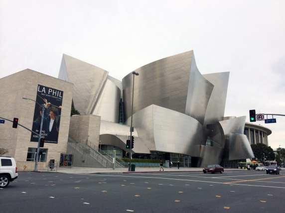 Walt Disney Concert Hall in DTLA. Photos by Joseph Lemon/Metro.