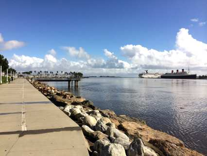 The view from one of the shore bike paths. (Photo: Joseph Lemon/Metro)