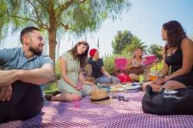 picnic grand park