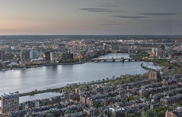 Boston vs the Olympics. Who will win? Stay tuned. Photo by Bill Damon via Flickr creative commons.