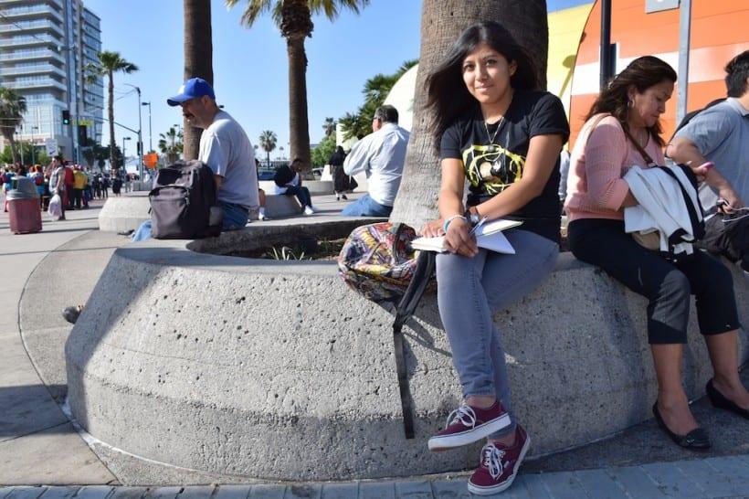 Eledy Vargas. Photo by Zocalo Public Square.