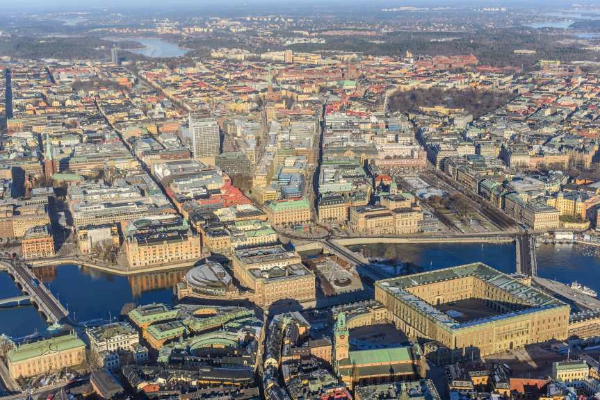 Stockholm: not L.A. Photo by Arild, via Flickr creative commons.