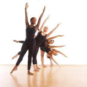 Photo courtesy Lula Washington Dance Theatre