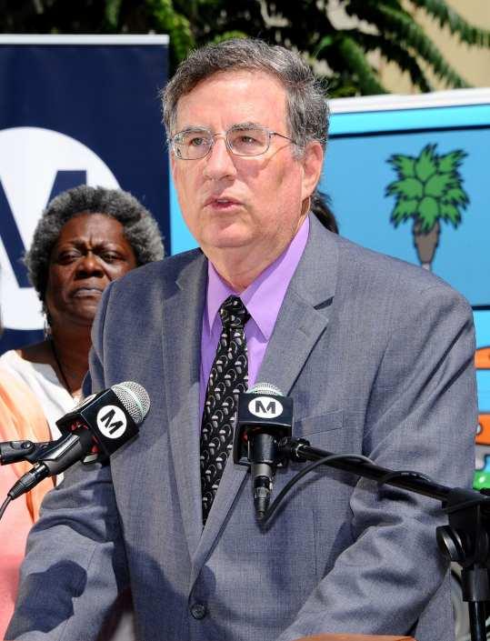 Metro Board Chair John Fasana.