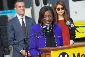 Metro Board Member Jacquelyn Dupont-Walker.