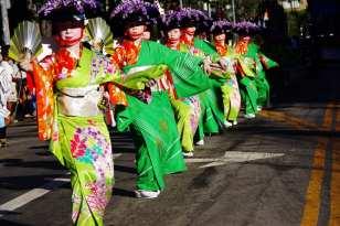 Festival dancers. Photo courtesy of Marc Amba.