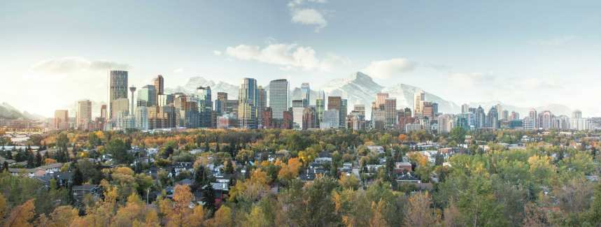 Calgary. Credit: Getty Images.