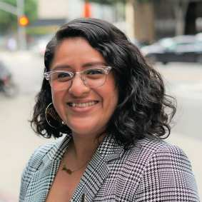 Caro Vera, Office of Equity and Race